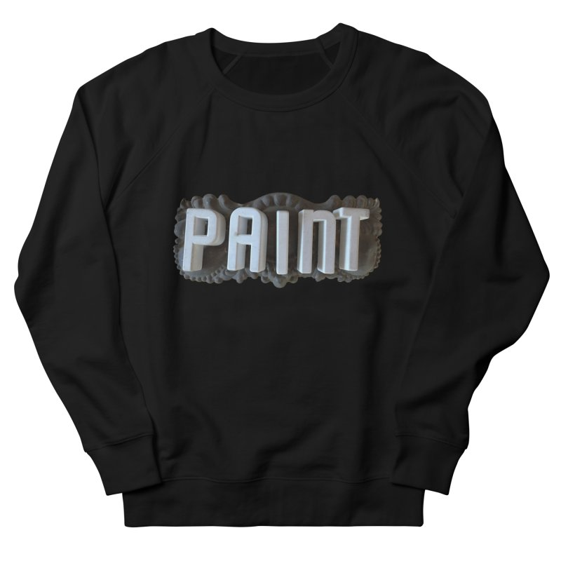 Vintage Paint Men's Sweatshirt by wingstofly's Artist Shop
