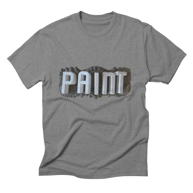 Vintage Paint Men's Triblend T-Shirt by wingstofly's Artist Shop