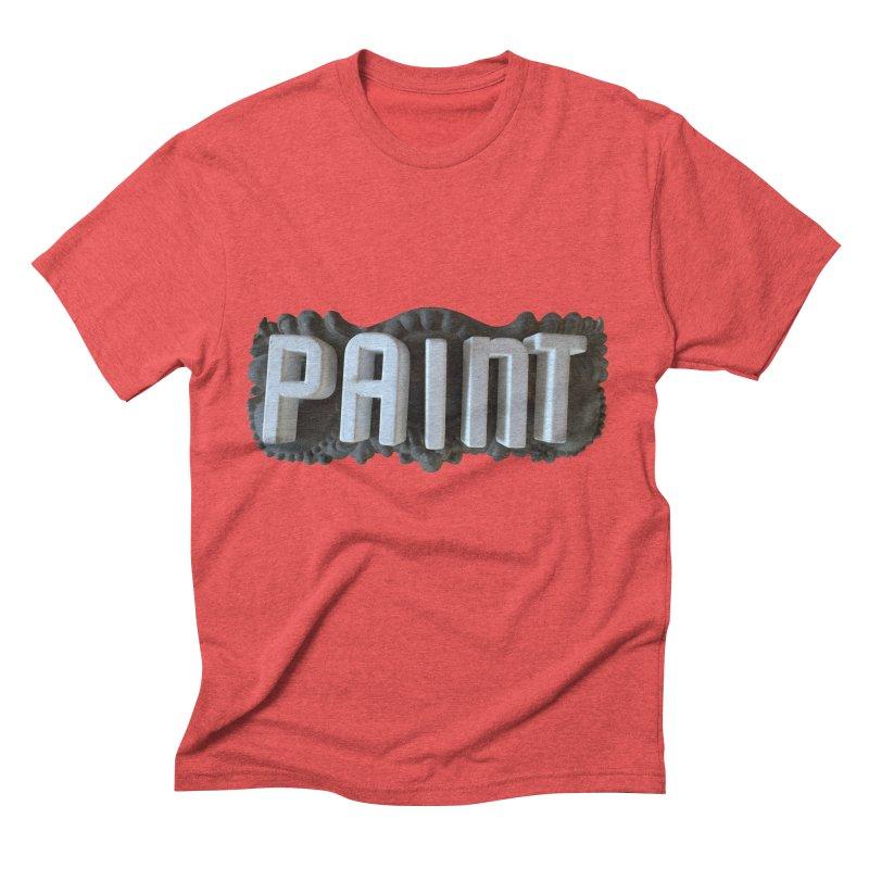 Vintage Paint Men's Triblend T-shirt by wingstofly's Artist Shop