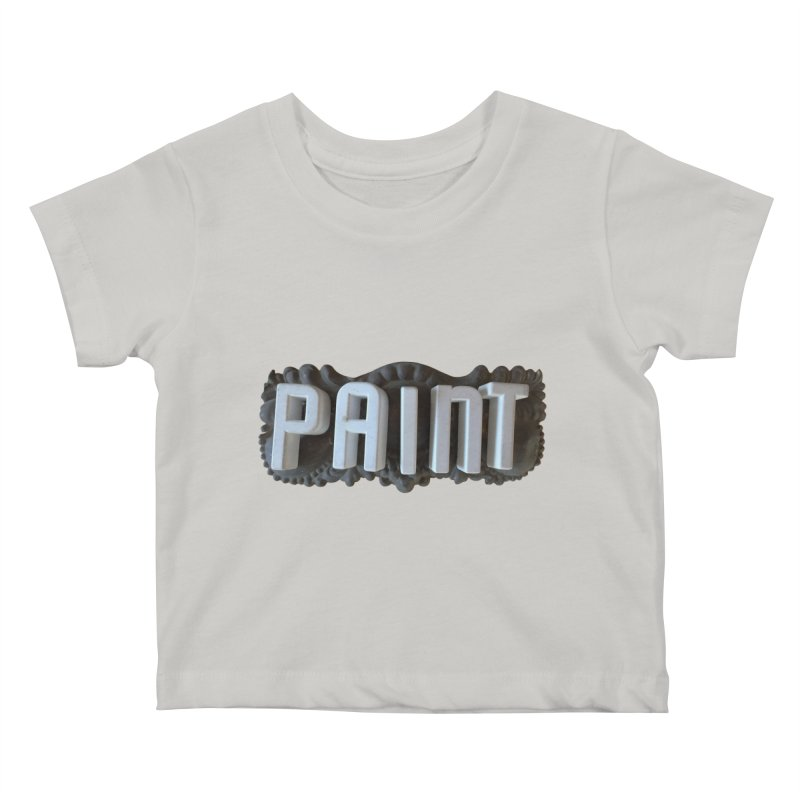Vintage Paint Kids Baby T-Shirt by wingstofly's Artist Shop