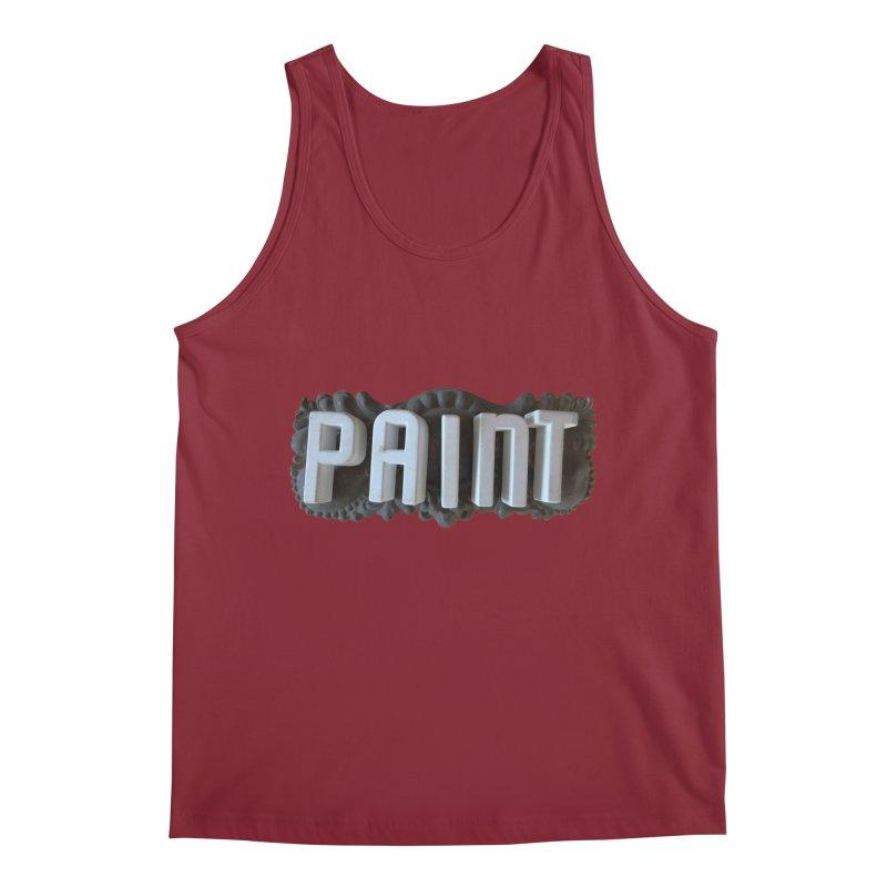 Vintage Paint Men's Tank by wingstofly's Artist Shop