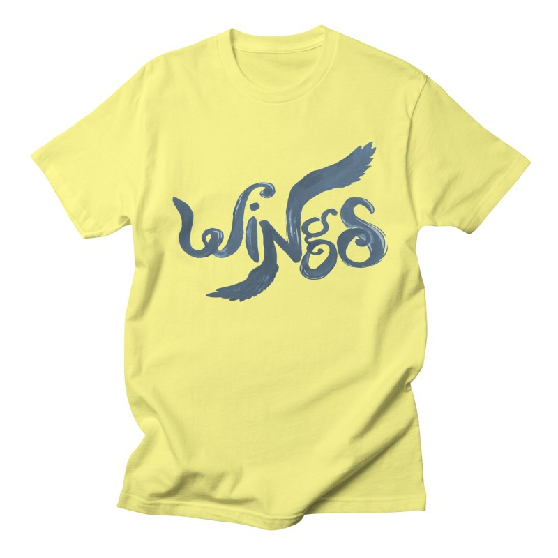 Outstretched Wings Men's T-Shirt by wingstofly's Artist Shop