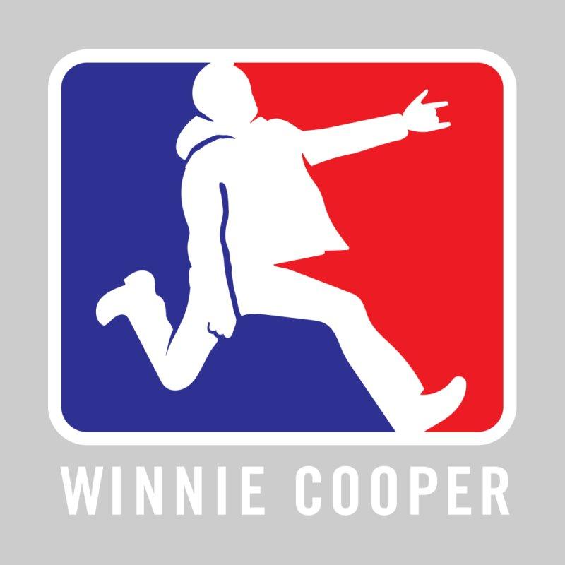 Winnie Cooper Sports Logo Kids T-Shirt by Winnie Cooper's Artist Shop