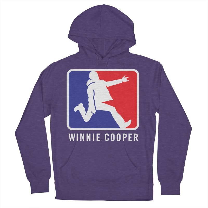 Winnie Cooper Sports Logo Women's French Terry Pullover Hoody by Winnie Cooper's Artist Shop