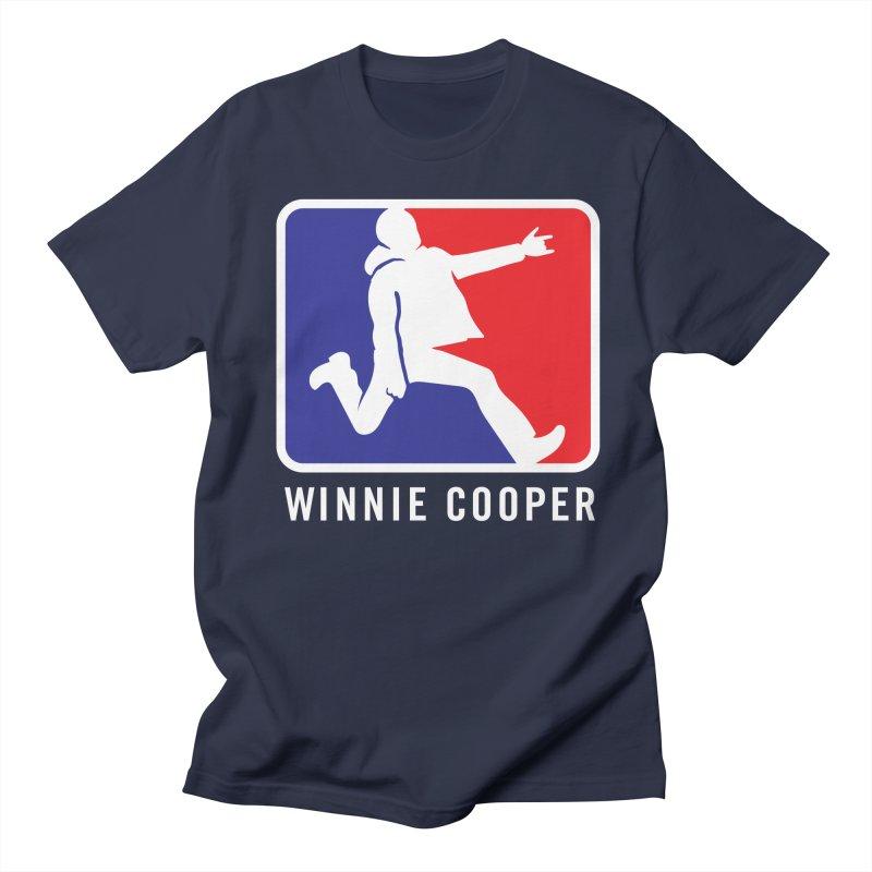 Winnie Cooper Sports Logo Women's Regular Unisex T-Shirt by Winnie Cooper's Artist Shop