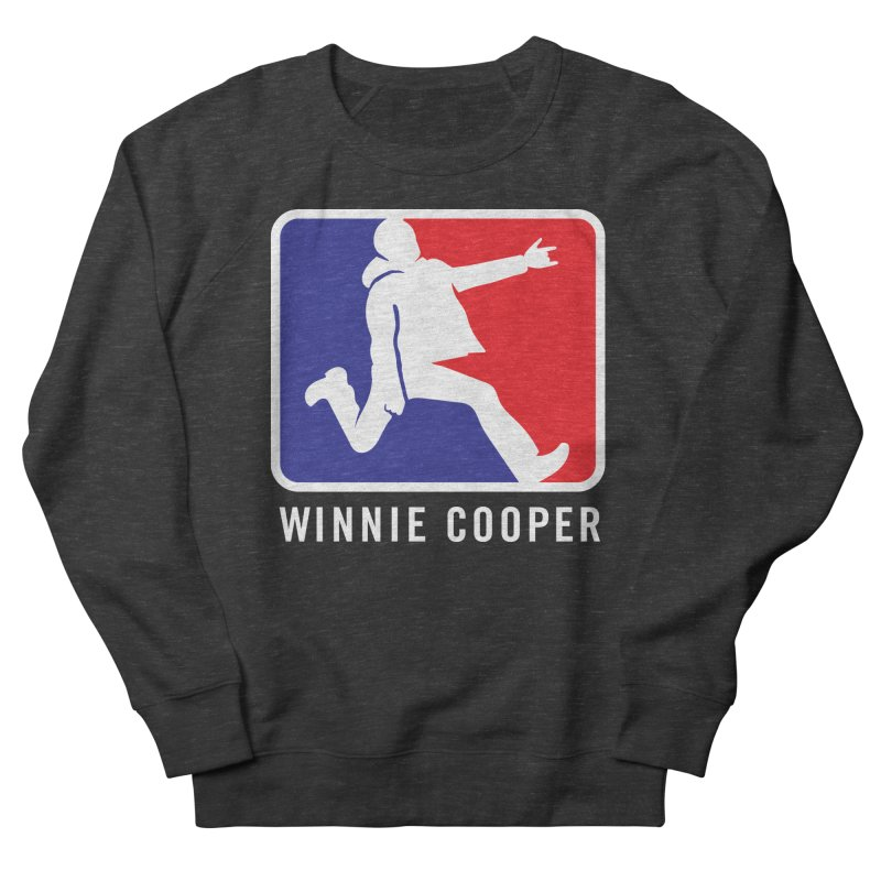 Winnie Cooper Sports Logo Women's French Terry Sweatshirt by Winnie Cooper's Artist Shop