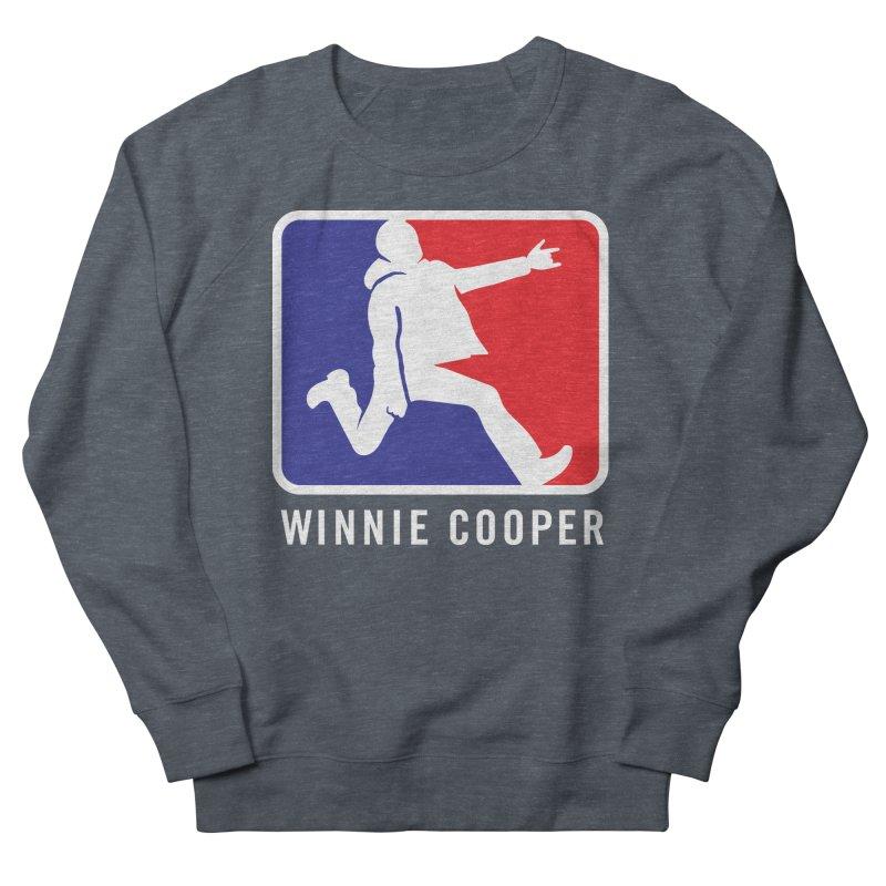 Winnie Cooper Sports Logo Men's French Terry Sweatshirt by Winnie Cooper's Artist Shop