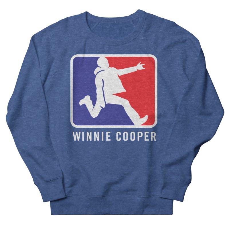 Winnie Cooper Sports Logo Men's Sweatshirt by Winnie Cooper's Artist Shop