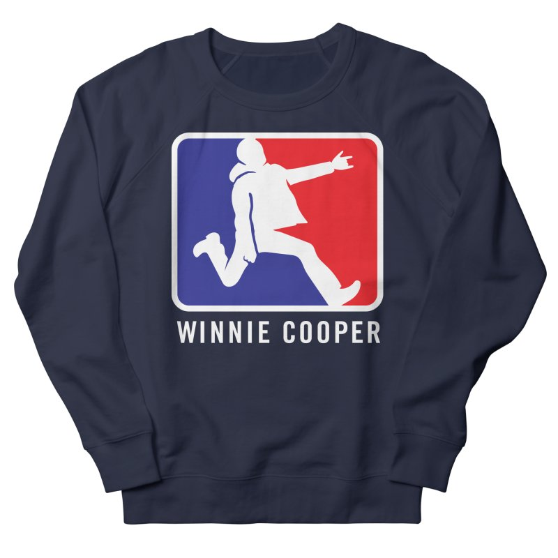 Winnie Cooper Sports Logo Men's French Terry Sweatshirt by Winnie Cooper's Artist Shop