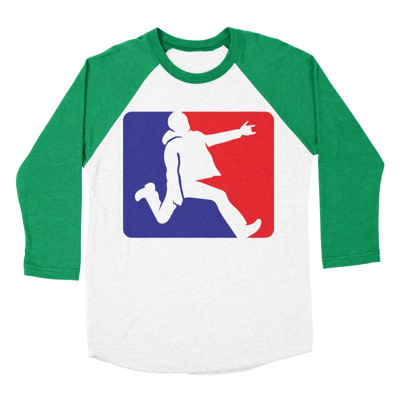 Winnie Cooper Sports Logo Men's Baseball Triblend Longsleeve T-Shirt by Winnie Cooper's Artist Shop
