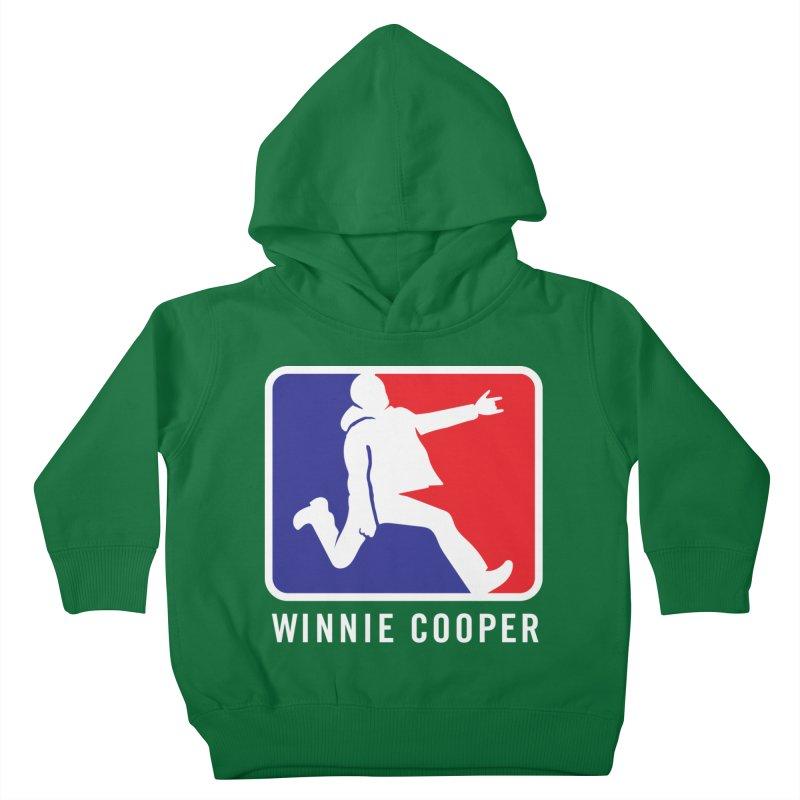 Winnie Cooper Sports Logo Kids Toddler Pullover Hoody by Winnie Cooper's Artist Shop