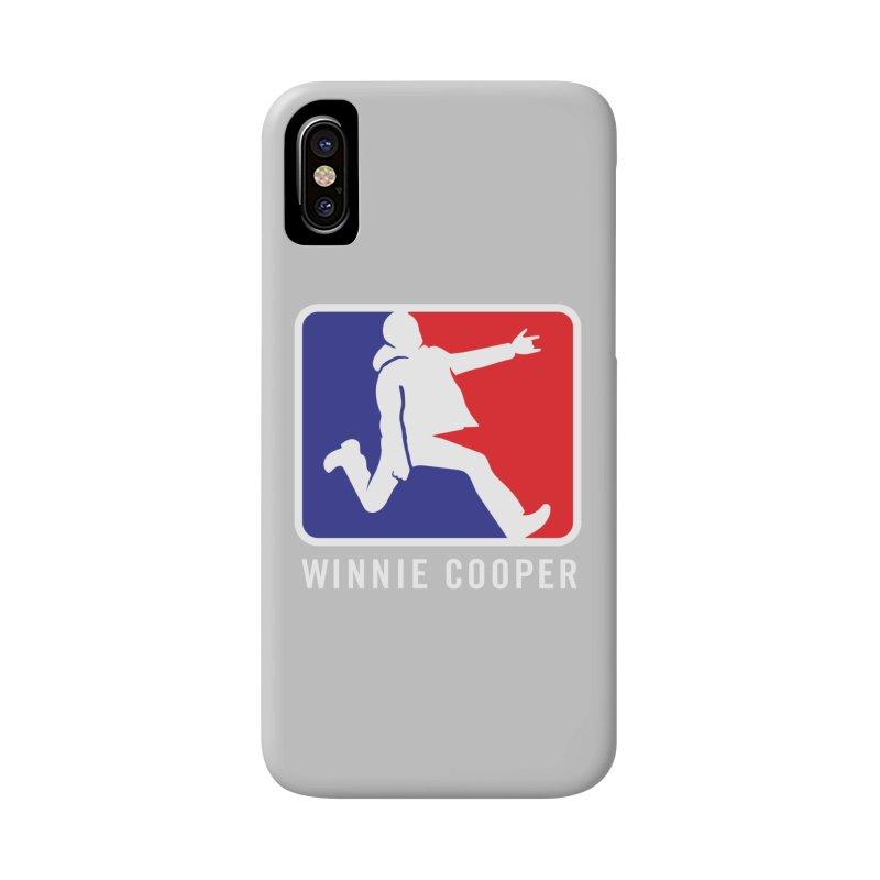 Winnie Cooper Sports Logo Accessories Phone Case by Winnie Cooper's Artist Shop