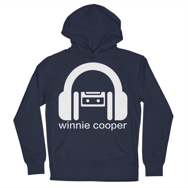 Winnie Cooper Squareish Logo Women's French Terry Pullover Hoody by Winnie Cooper's Artist Shop
