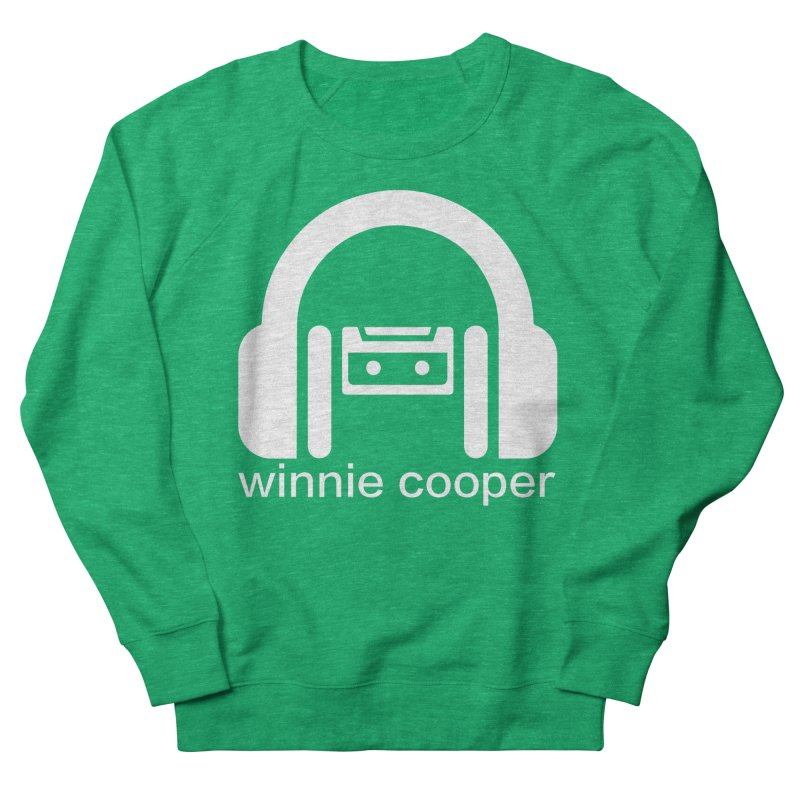 Winnie Cooper Squareish Logo Women's French Terry Sweatshirt by Winnie Cooper's Artist Shop