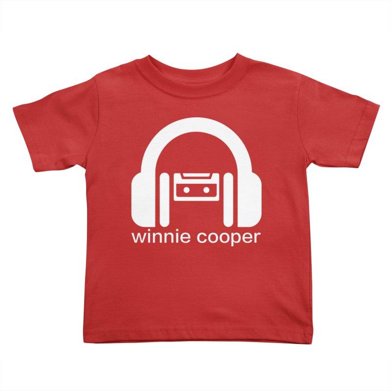 Winnie Cooper Squareish Logo Kids Toddler T-Shirt by Winnie Cooper's Artist Shop