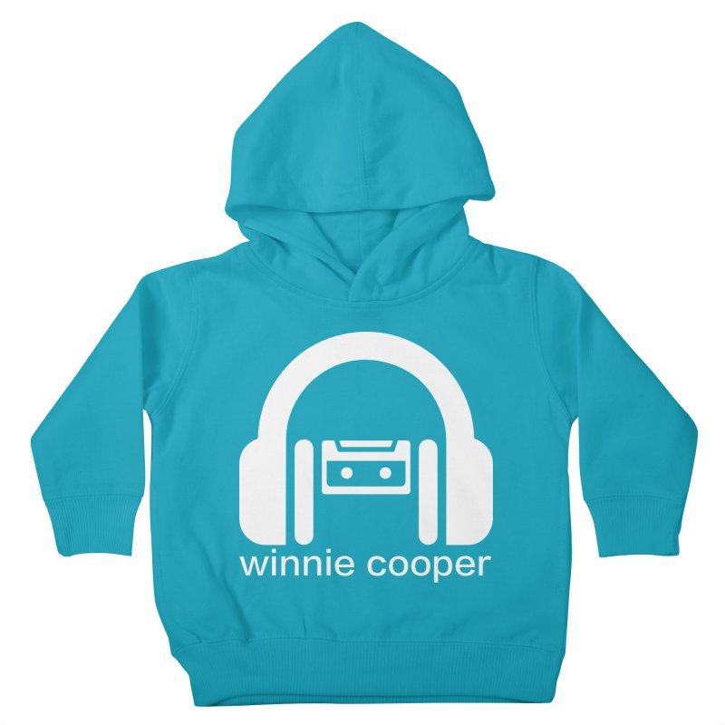 Winnie Cooper Squareish Logo Kids Toddler Pullover Hoody by Winnie Cooper's Artist Shop