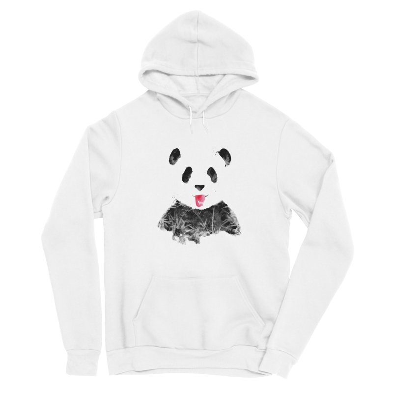 BLEH Women's Sponge Fleece Pullover Hoody by Winterglaze's Artist Shop