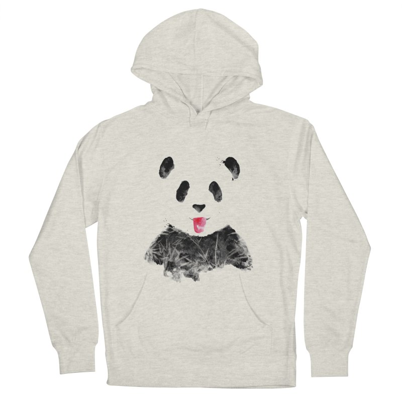 BLEH Women's French Terry Pullover Hoody by Winterglaze's Artist Shop