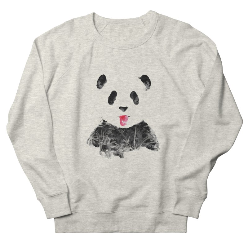 BLEH Men's French Terry Sweatshirt by Winterglaze's Artist Shop