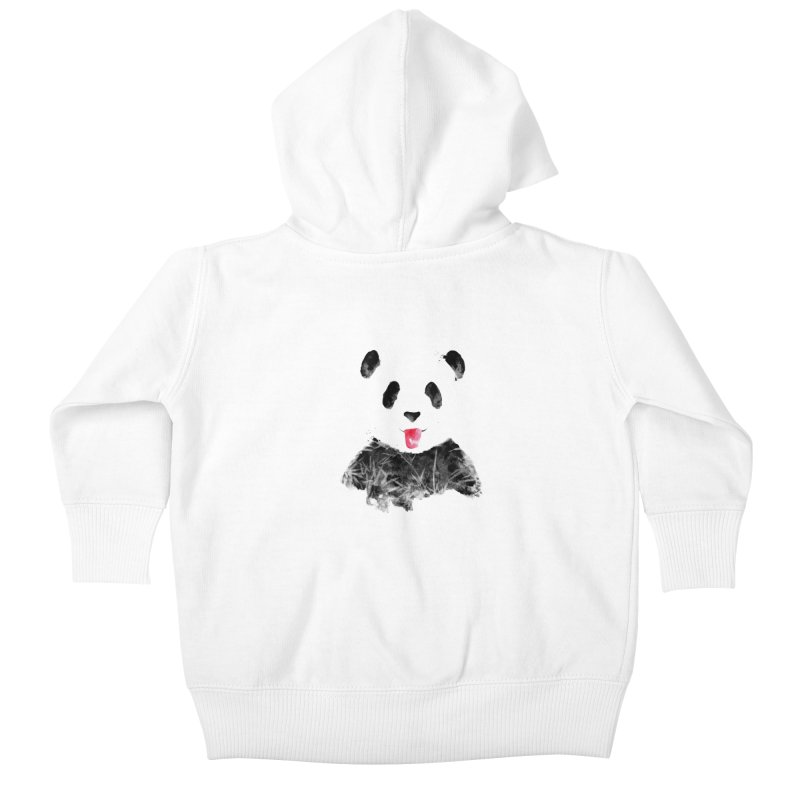 BLEH Kids Baby Zip-Up Hoody by Winterglaze's Artist Shop