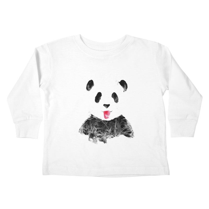BLEH Kids Toddler Longsleeve T-Shirt by Winterglaze's Artist Shop