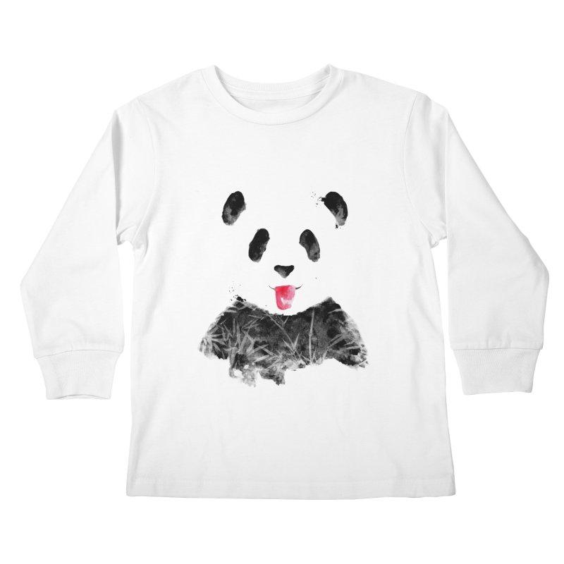 BLEH Kids Longsleeve T-Shirt by Winterglaze's Artist Shop