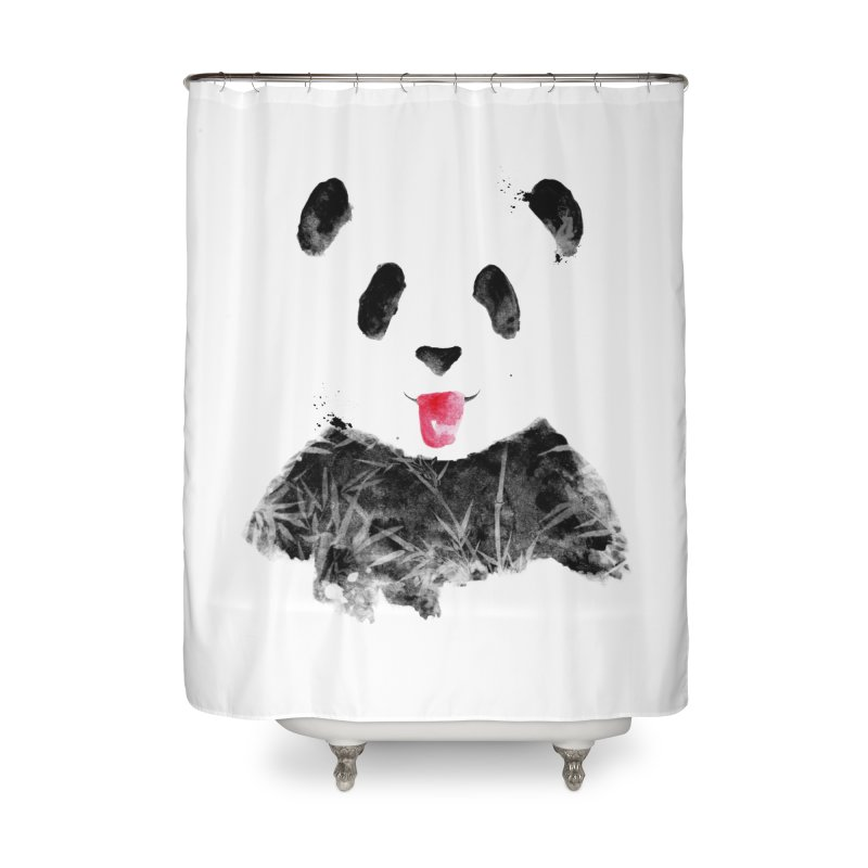 BLEH Home Shower Curtain by Winterglaze's Artist Shop