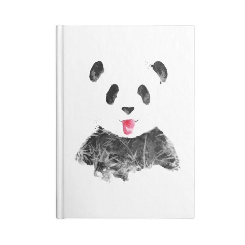 BLEH Accessories Lined Journal Notebook by Winterglaze's Artist Shop