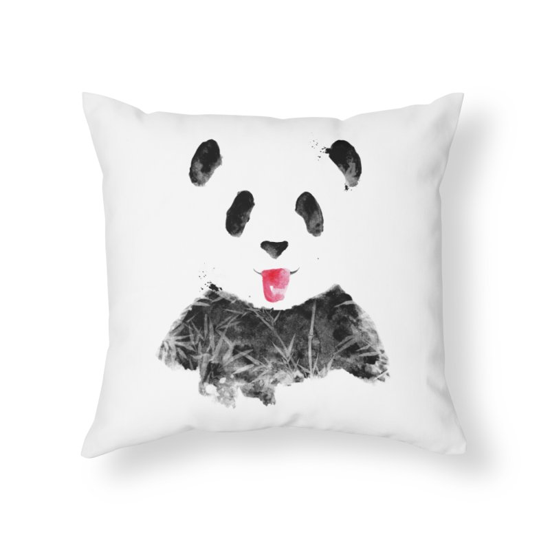 BLEH Home Throw Pillow by Winterglaze's Artist Shop
