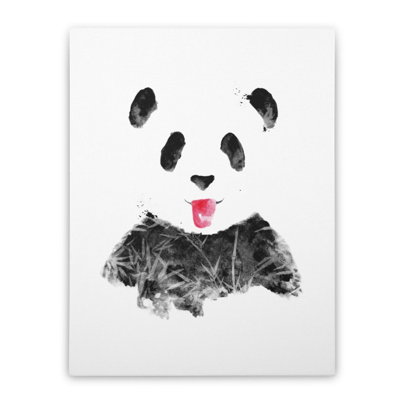 BLEH Home Stretched Canvas by Winterglaze's Artist Shop