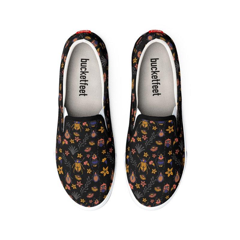 BEETLE UP Men's Shoes by Winterglaze's Artist Shop