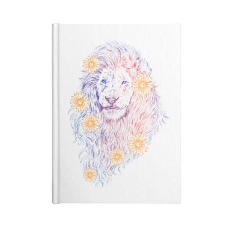 WILD BLOOM Accessories Notebook by Winterglaze's Artist Shop