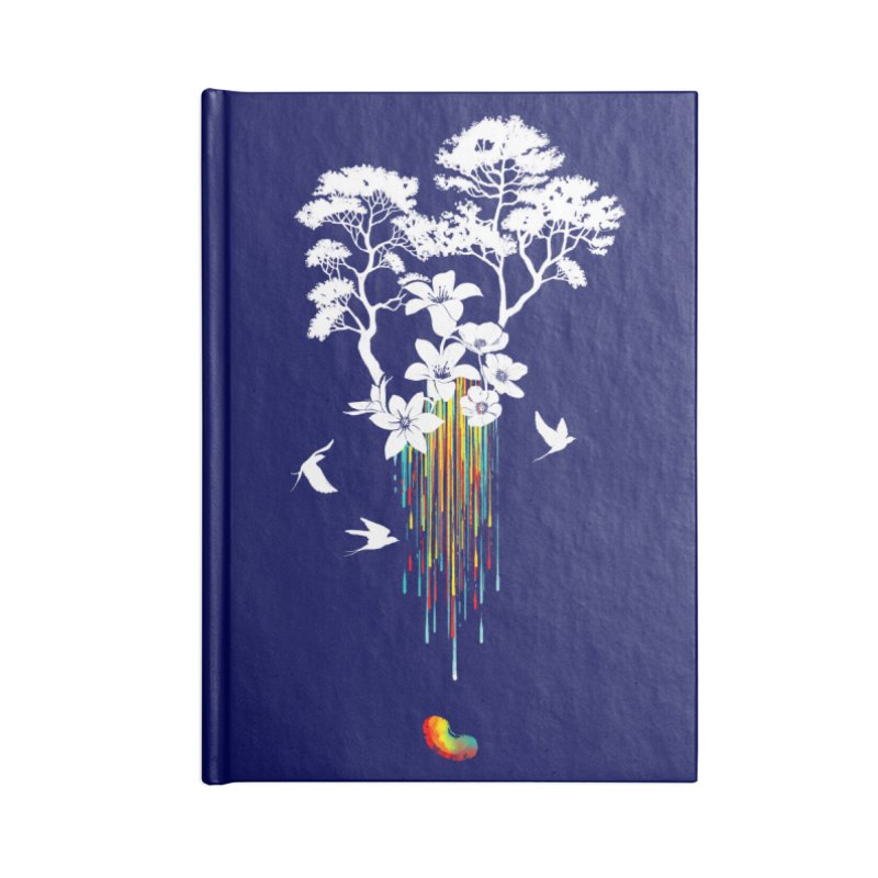 NATURE'S LITTLE WONDER Accessories Notebook by Winterglaze's Artist Shop