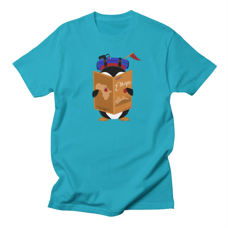 BACKPACKER Men's T-Shirt by Winterglaze's Artist Shop