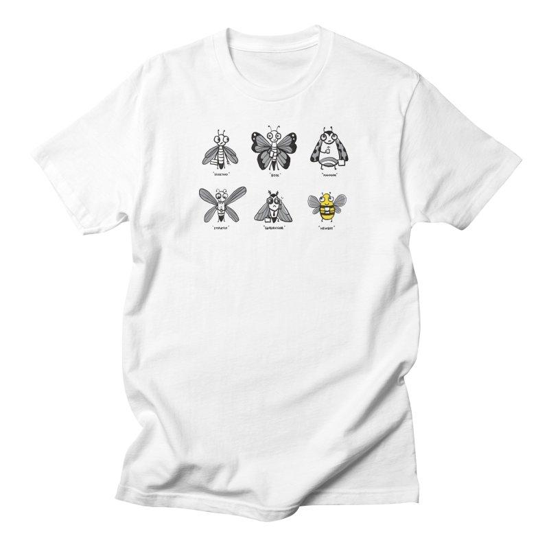 NEWBEE Men's T-Shirt by Winterglaze's Artist Shop
