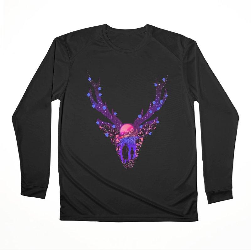 HYBRID Women's Longsleeve T-Shirt by Winterglaze's Artist Shop