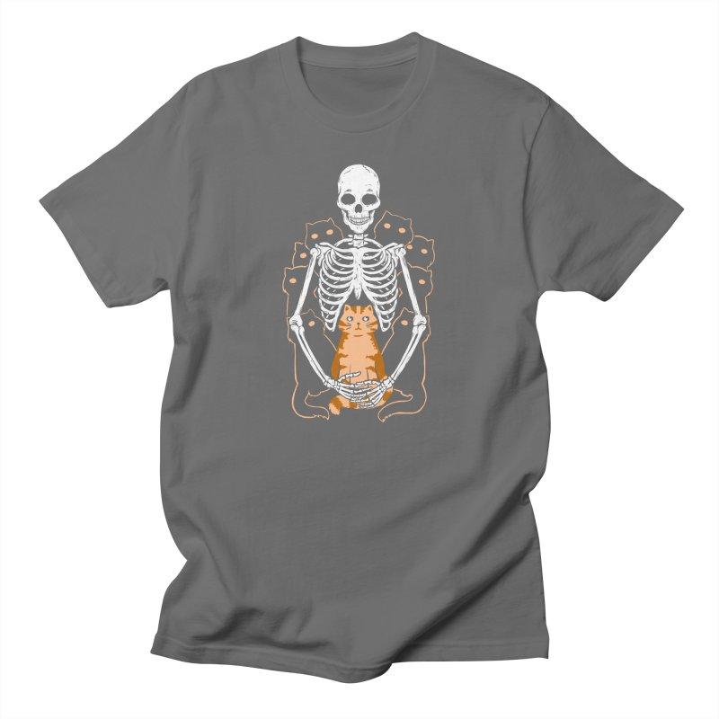 I Wish I Was My Cat Men's T-Shirt by Winterglaze's Artist Shop