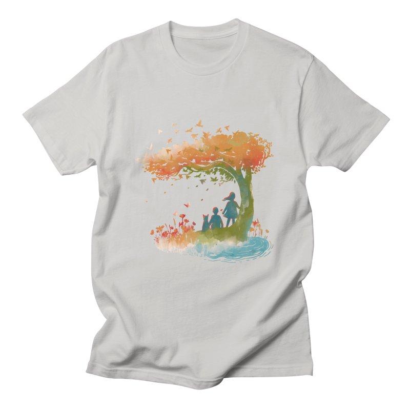 SERENITY Men's T-Shirt by Winterglaze's Artist Shop