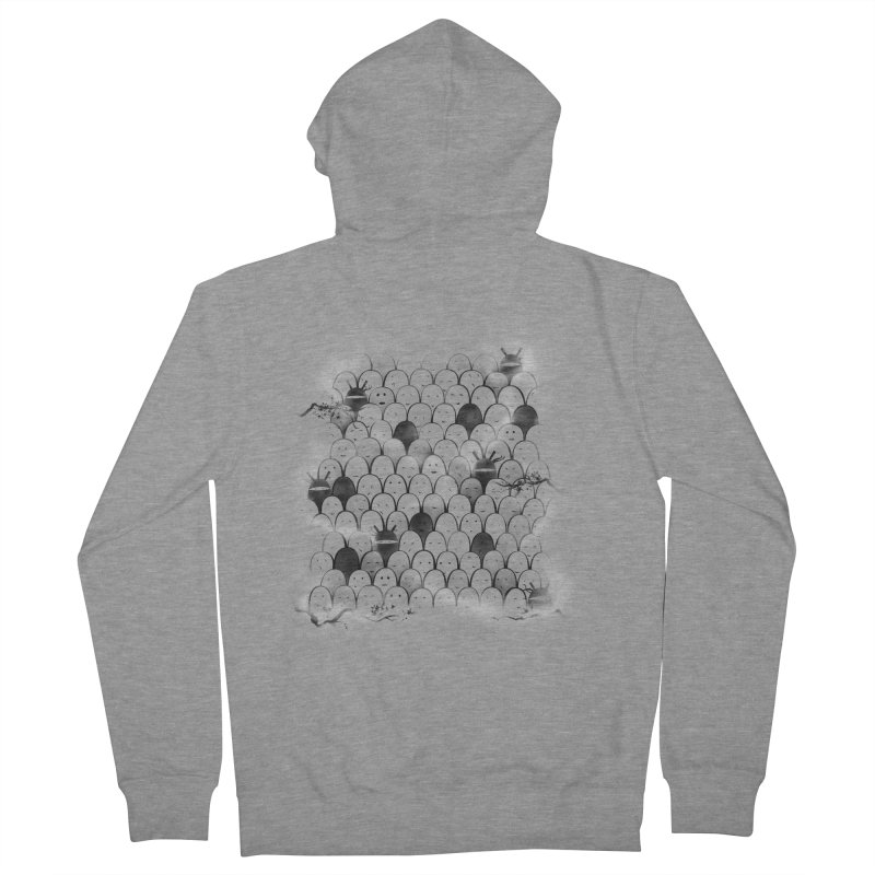 Like a shadow! Women's Zip-Up Hoody by Winterglaze's Artist Shop