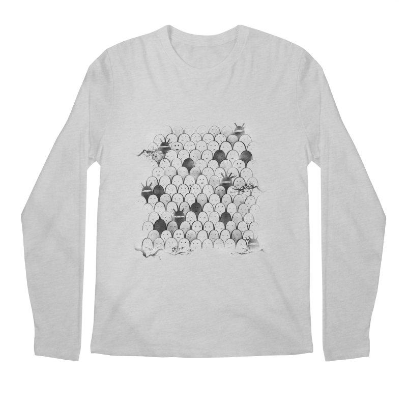 Like a shadow! Men's Longsleeve T-Shirt by Winterglaze's Artist Shop