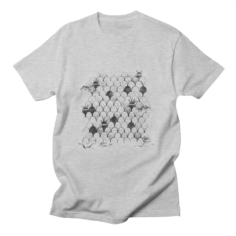 Like a shadow! Men's T-Shirt by Winterglaze's Artist Shop