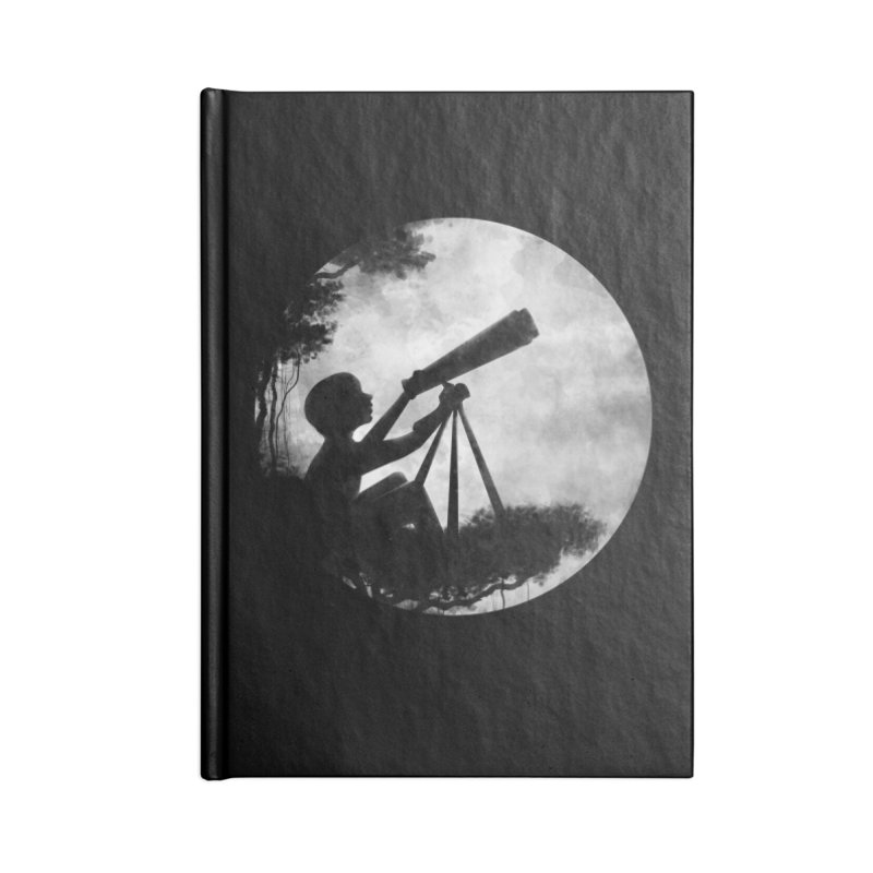 STARGAZER Accessories Notebook by Winterglaze's Artist Shop