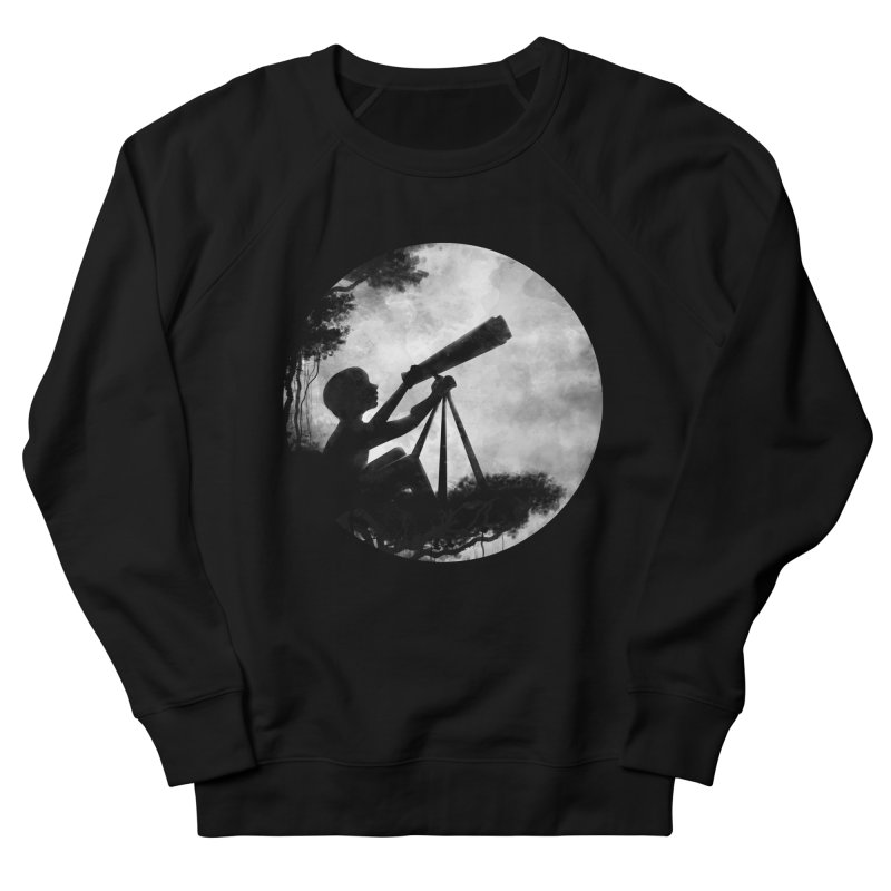 STARGAZER Men's Sweatshirt by Winterglaze's Artist Shop