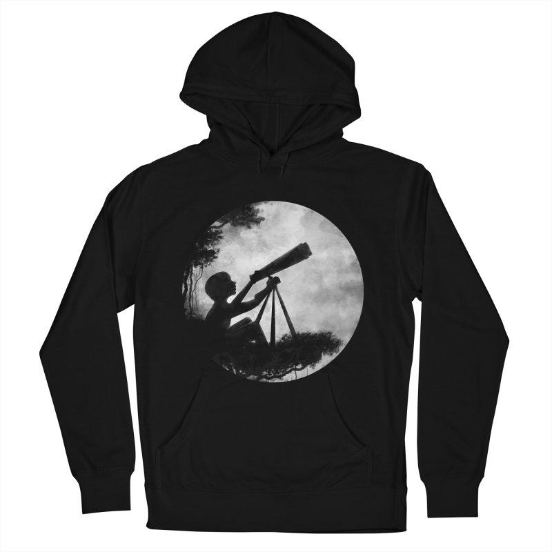 STARGAZER Men's Pullover Hoody by Winterglaze's Artist Shop