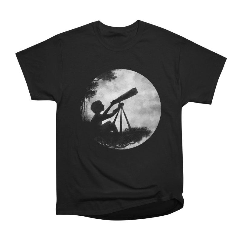 STARGAZER Men's Classic T-Shirt by Winterglaze's Artist Shop