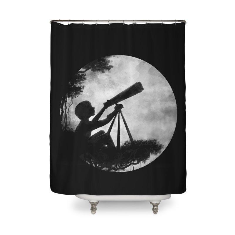 STARGAZER Home Shower Curtain by Winterglaze's Artist Shop
