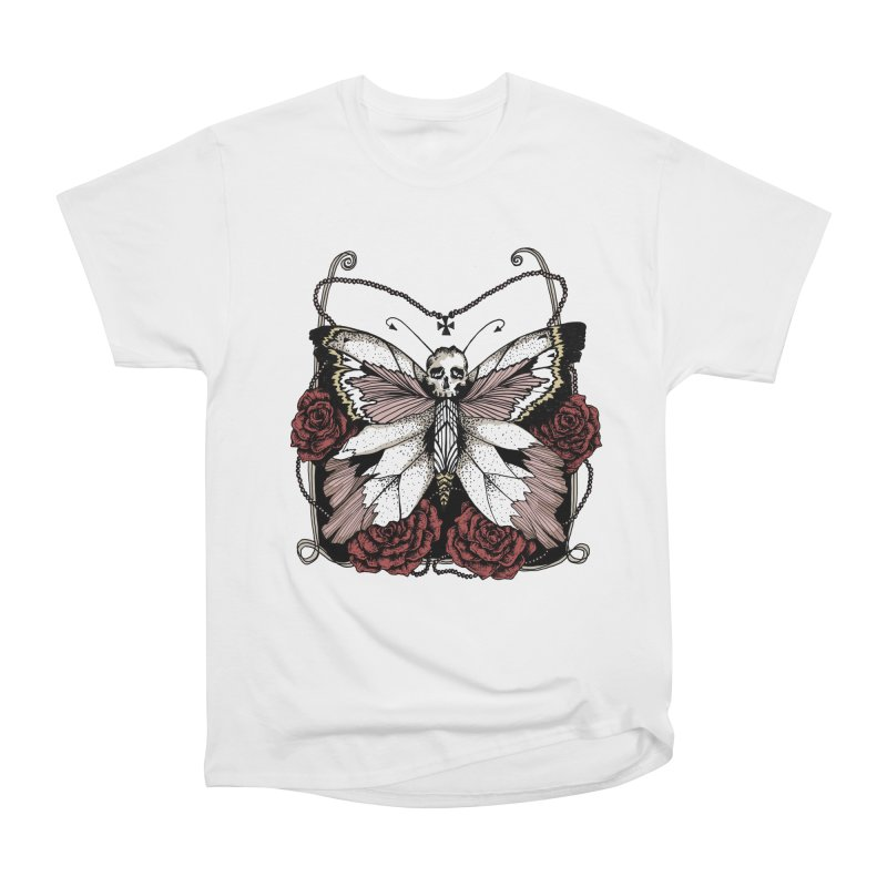 METAMORPHOSIS Women's Classic Unisex T-Shirt by Winterglaze's Artist Shop