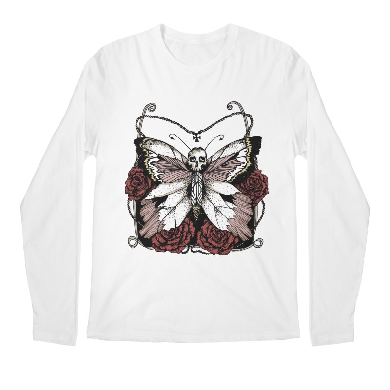 METAMORPHOSIS Men's Longsleeve T-Shirt by Winterglaze's Artist Shop