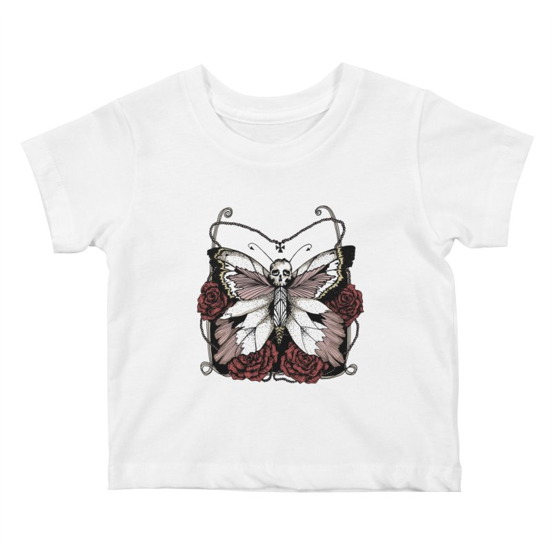 METAMORPHOSIS Kids Baby T-Shirt by Winterglaze's Artist Shop