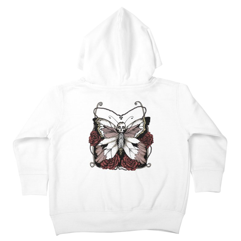 METAMORPHOSIS Kids Toddler Zip-Up Hoody by Winterglaze's Artist Shop
